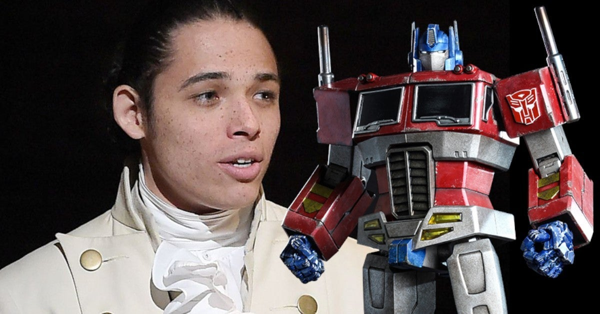 Anthonty Ramos Cast in Transformers Movie Bumblebee Sequel