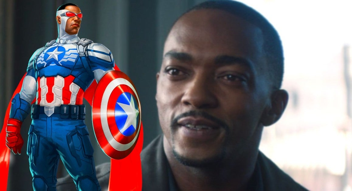 Anthony Mackie Found Out About Captain America 4 From Grocery Store Clerk