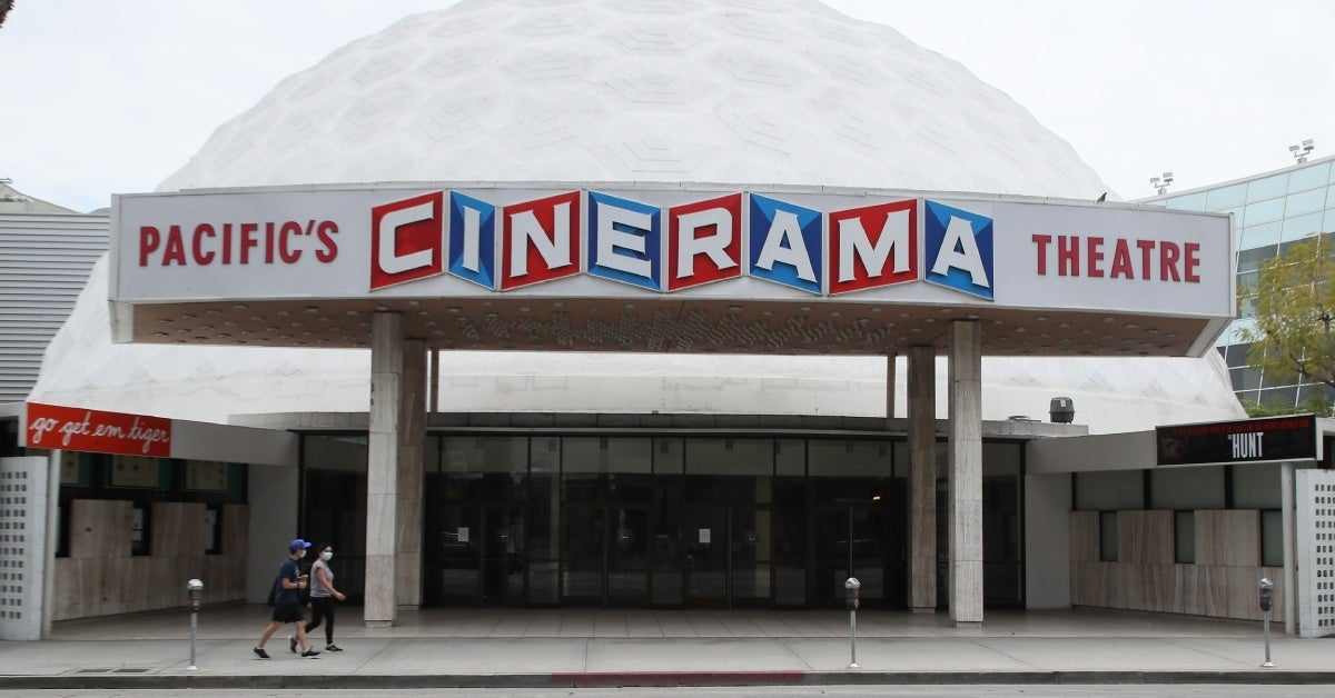 arclight cinemas pacific theatres