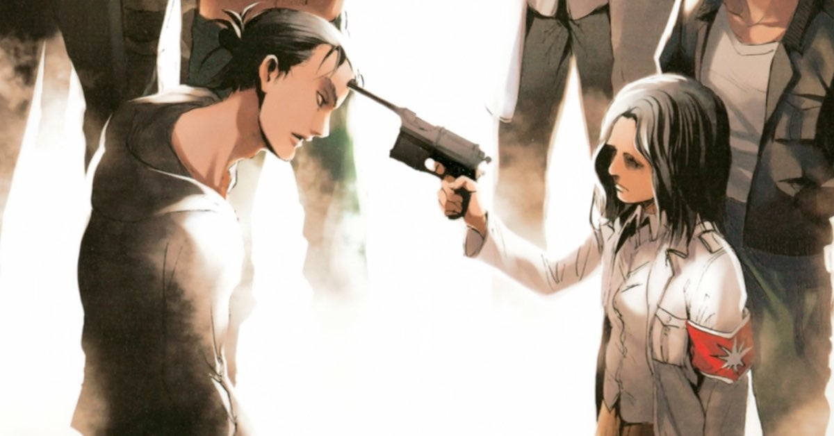Shingeki no Kyojin manga 139 final Attack on Titan