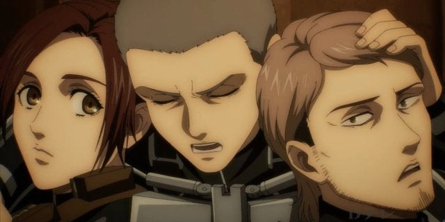 Attack On Titan Ending Spoilers Connie And Jean Explained