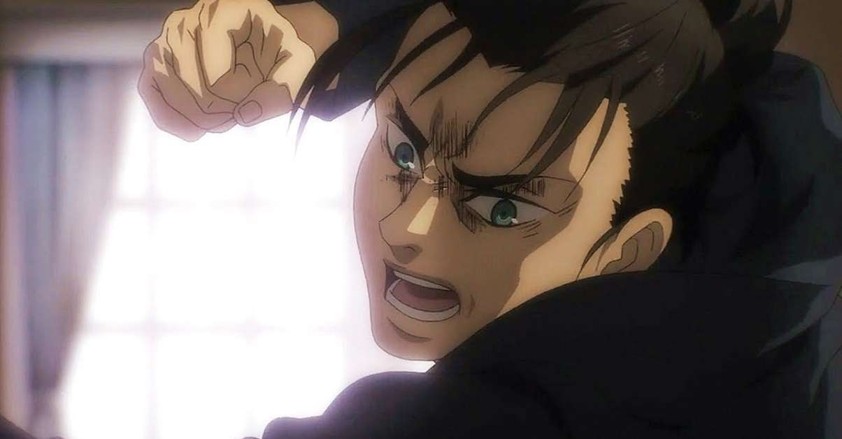 Attack On Titan Eren Villain