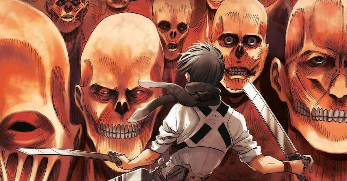 Attack On Titan Final Chapter Now