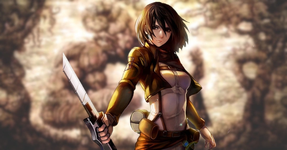 Attack On Titan Manga Ending Spoilers Mikasa Ymir Fritz  Connection Love Origin