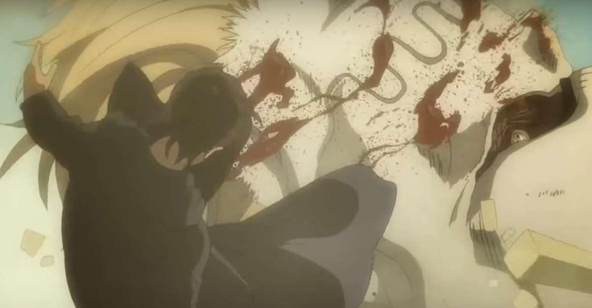Attack On Titan Two Titans