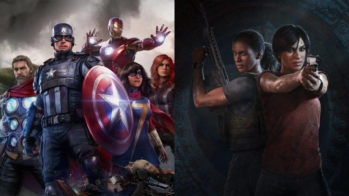 Avengers Uncharted