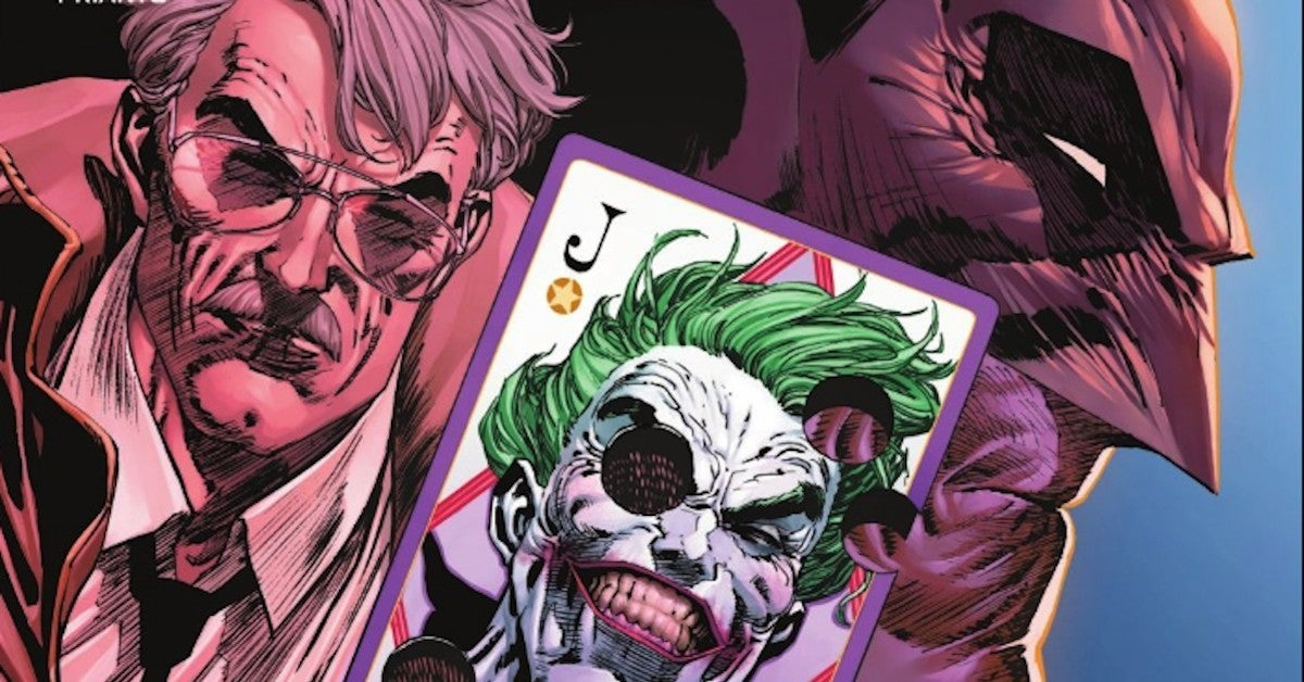 Batman and Gomissioner Gordon Form New Partnership to Catch Joker 107 Spoilers