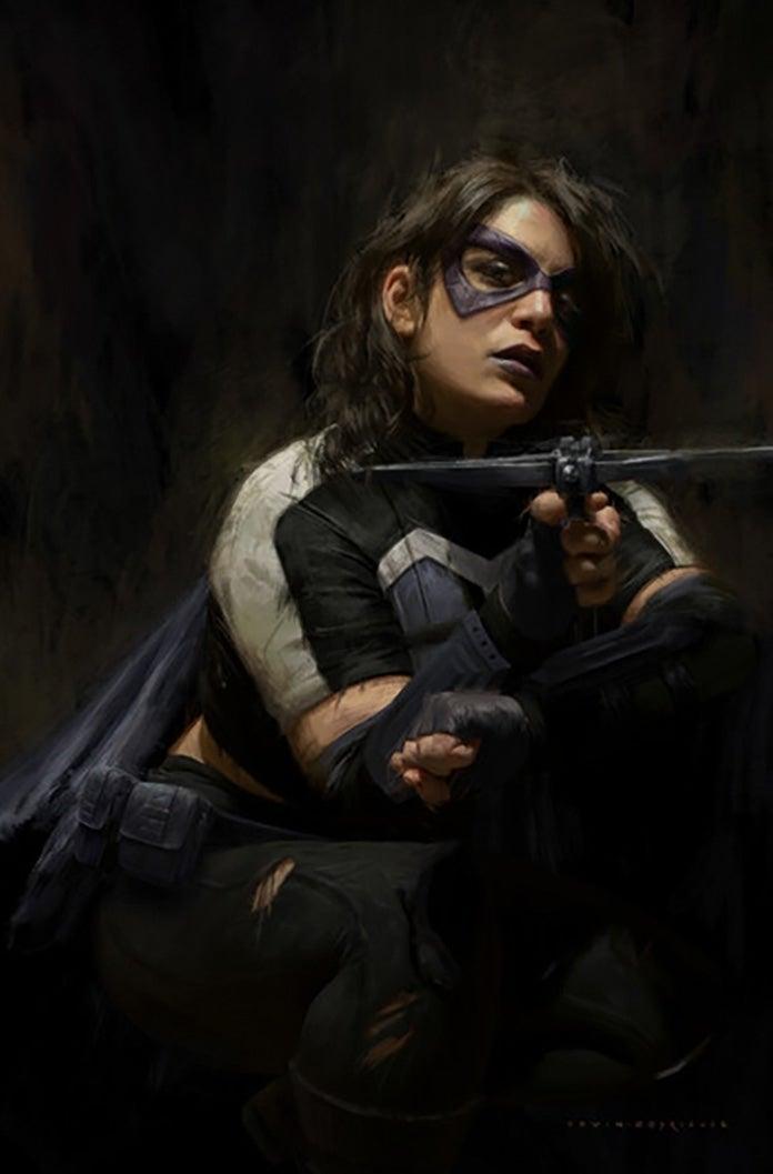 Batman-Secret-Files-The-Huntress-1-Main-Cover