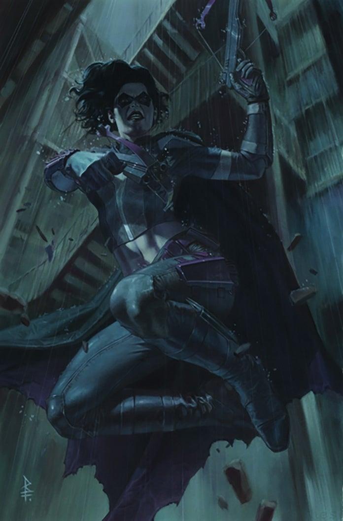 Batman-Secret-Files-The-Huntress-1-Variant-Cover