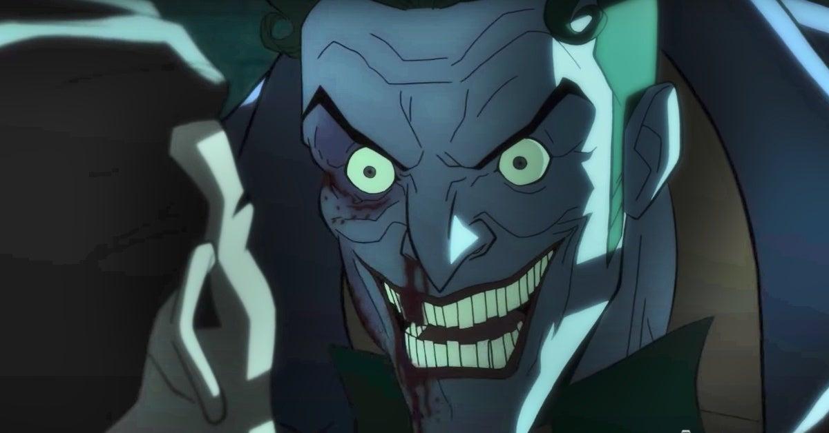 Batman The Long Halloween Part One Trailer
