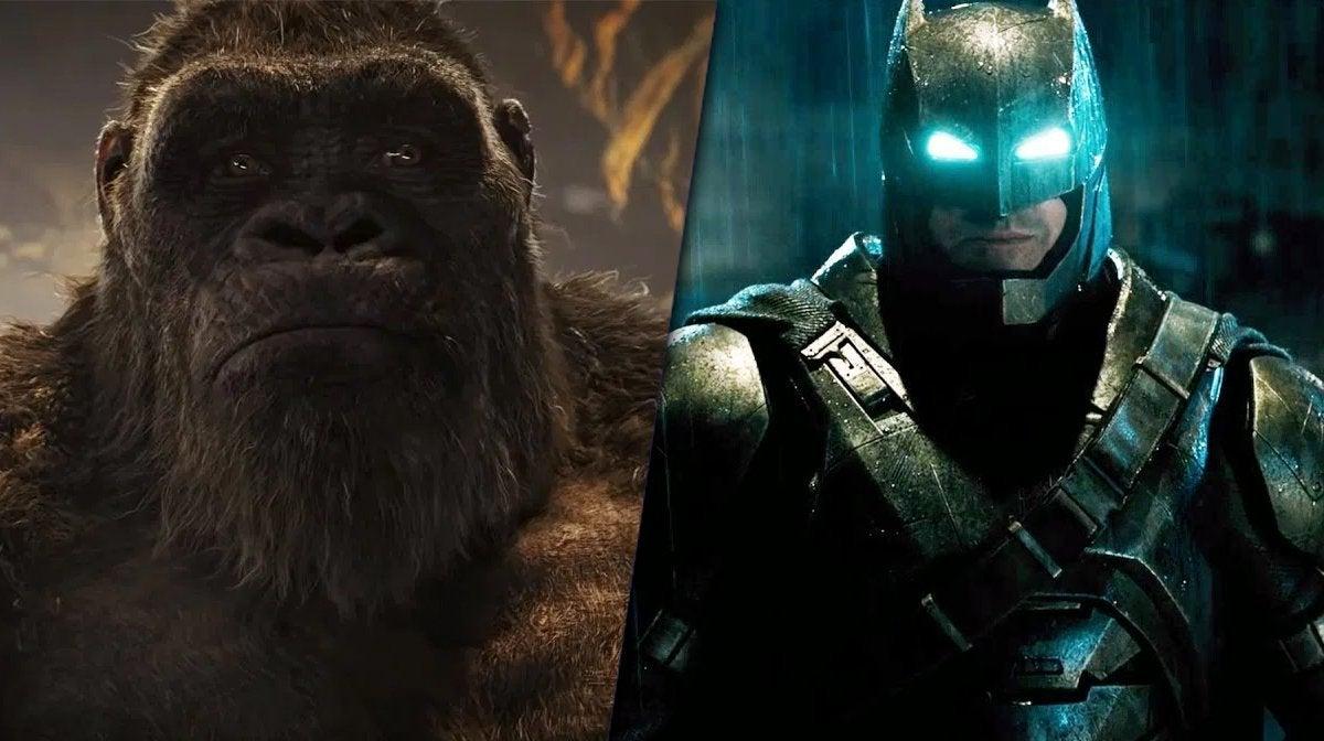 batman v superman godzilla vs kong