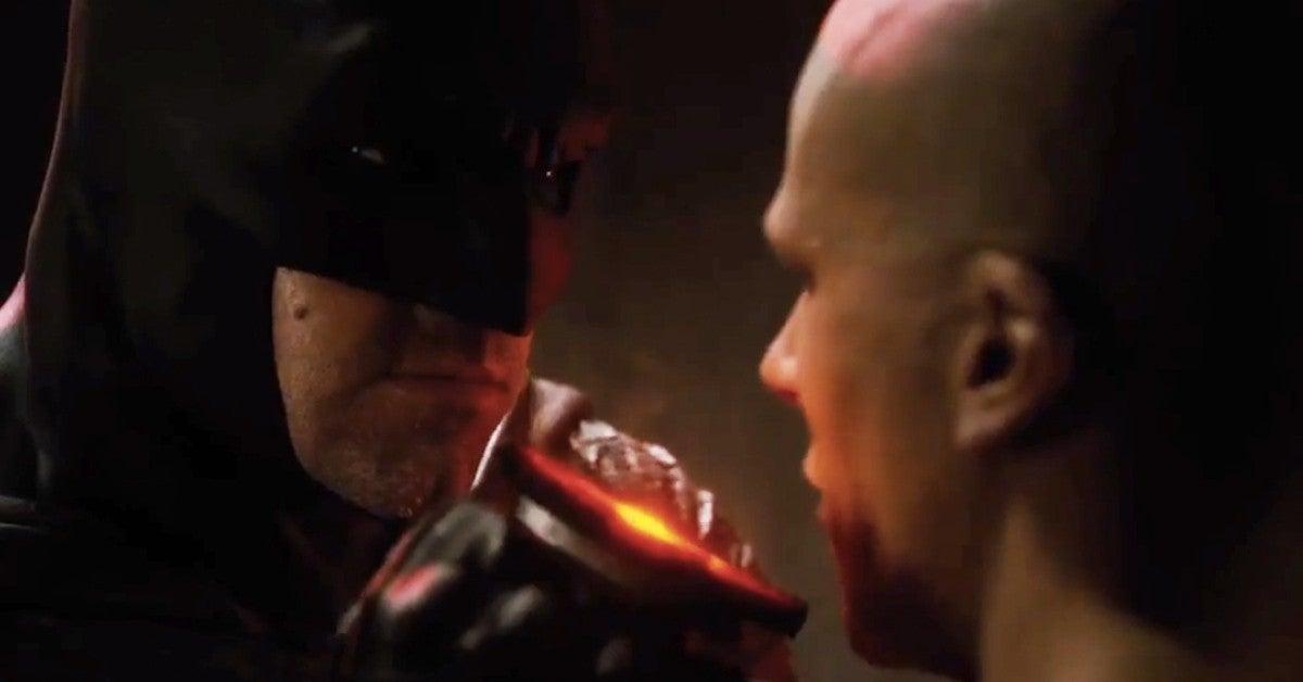 Batman v Superman Writer Reveals Warner Bros Wanted Darker Version of Ben Affleck Batman