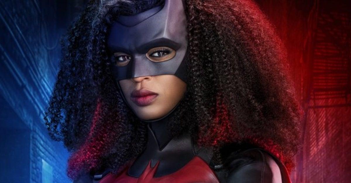 batwoman season 2 poster ryan wilder