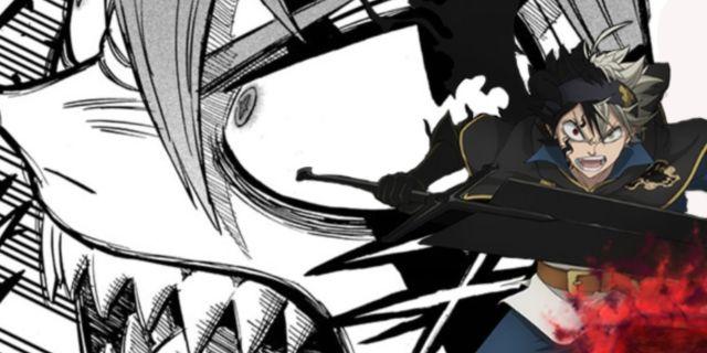 Black Clover Asta Demon-Slayer Power Upgrade Spoilers Manga