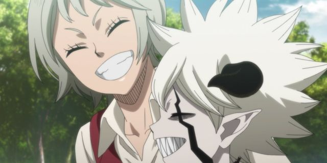 Black Clover Asta Devil Origin Story Liebe Licita Anime