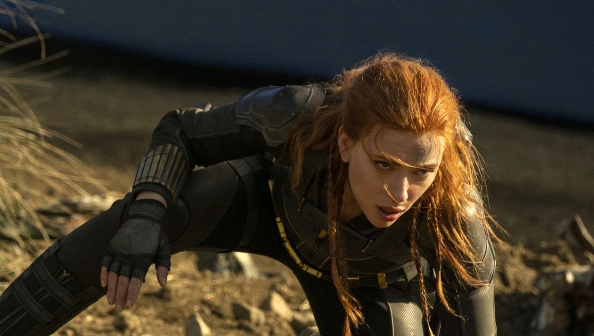 Black Widow 007