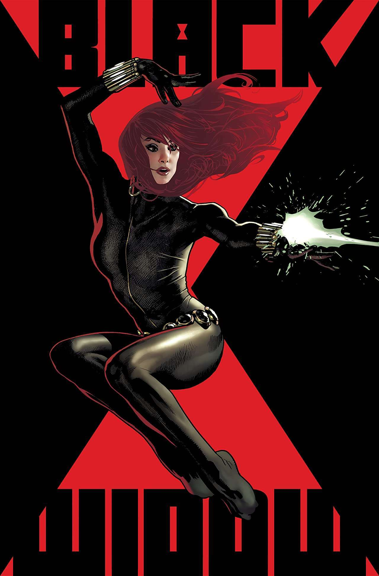 Black Widow by Kelly Thompson Vol. 1 The Ties That Bind
