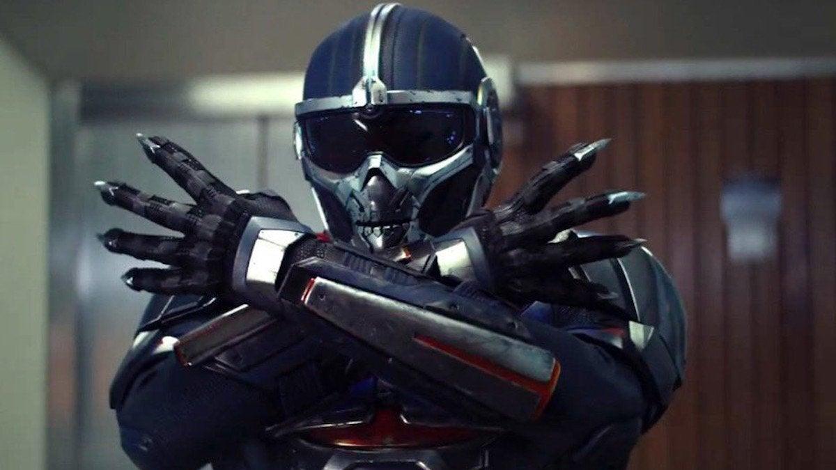 Black Widow Movie Taskmaster Costume
