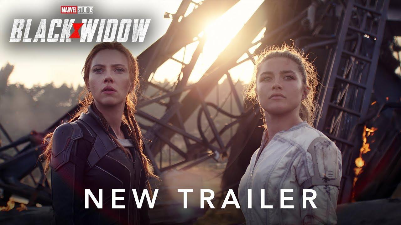 Black Widow - New Trailer