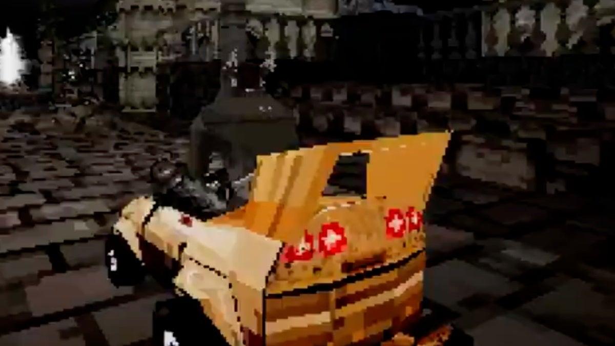 Bloodborne Kart