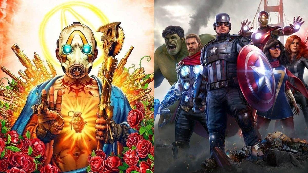 Borderlands Avengers
