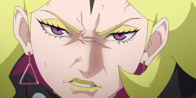 Boruto Naruto Delta Kara Anime