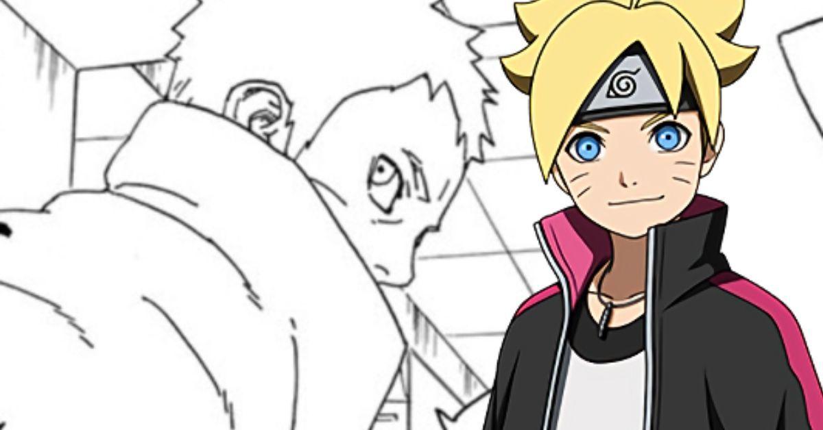 Boruto Naruto Karma Seal Dangerous Treatment Spoilers Manga