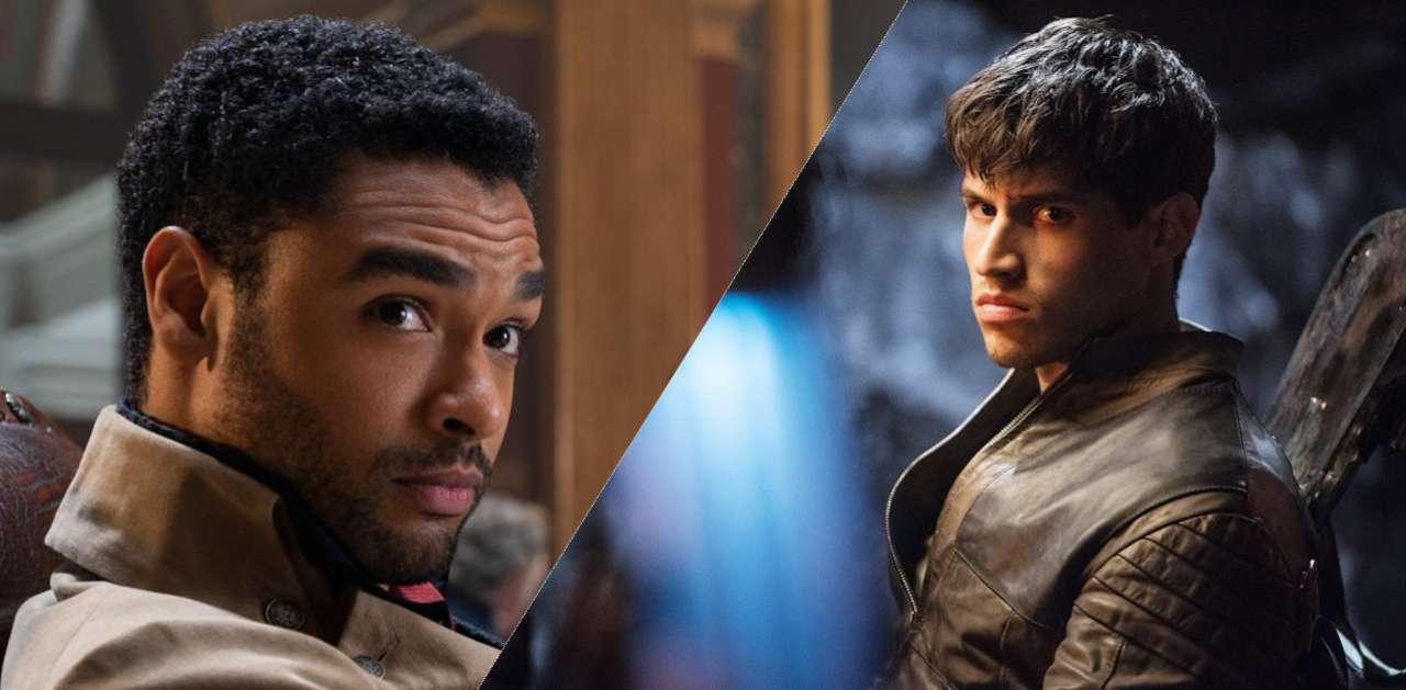 Krypton Stars, Rege-Jean Page Address Casting Controversy