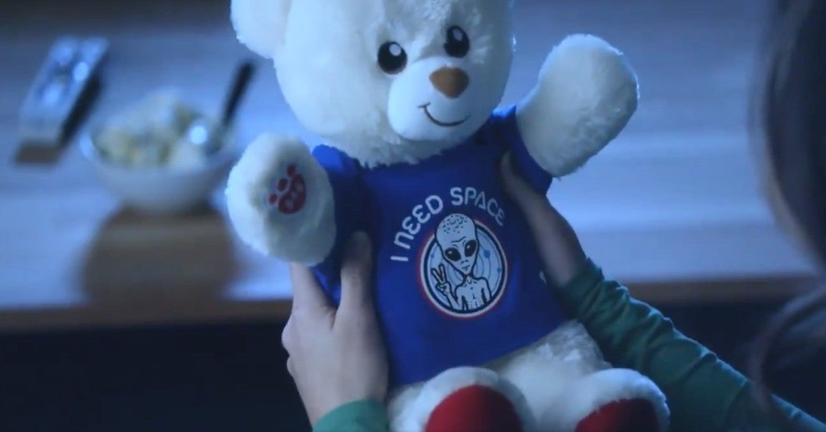 Build A Bear Breakup Bear April Fools Day Joke Commercial