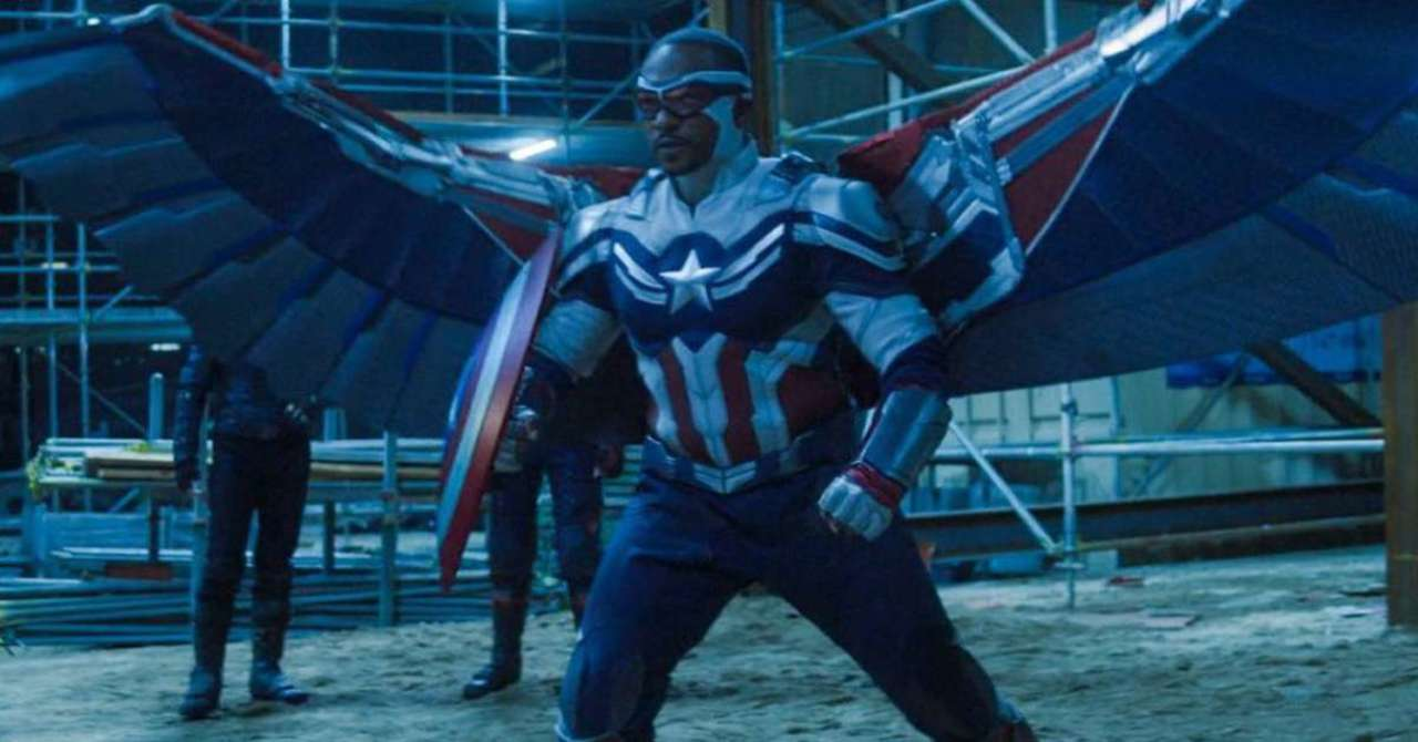 """The Falcon and the Winter Soldier: Anthony Mackie Initially """"Hated the Idea"""" of Becoming the New Captain America - ComicBook.com"""