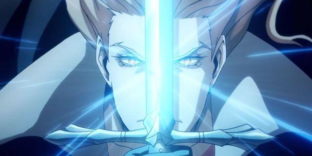 Castlevania Season 4 Alucard Netflix Anime