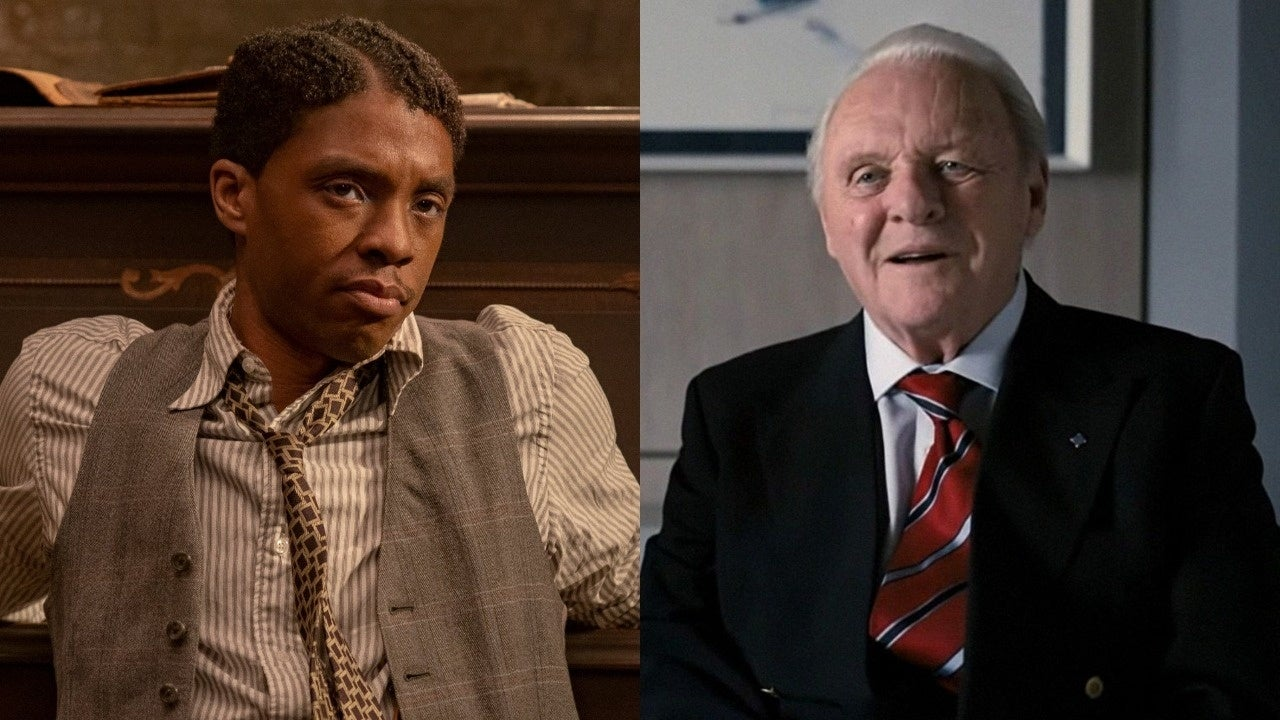 chadwick boseman anthony hopkins oscar