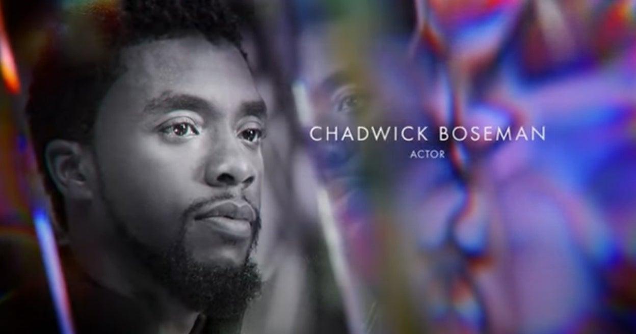 chadwick boseman in memoriam