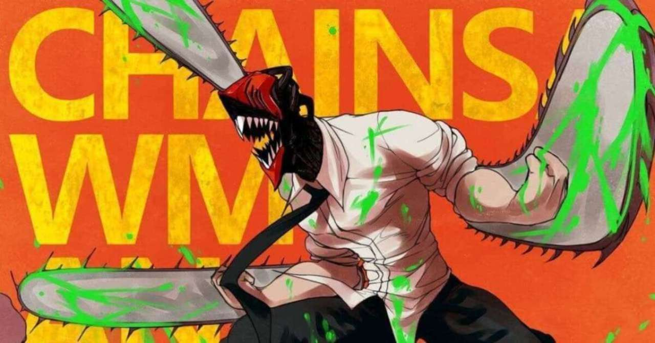 Chainsaw Man Anime Reveals First Trailer's Release Date