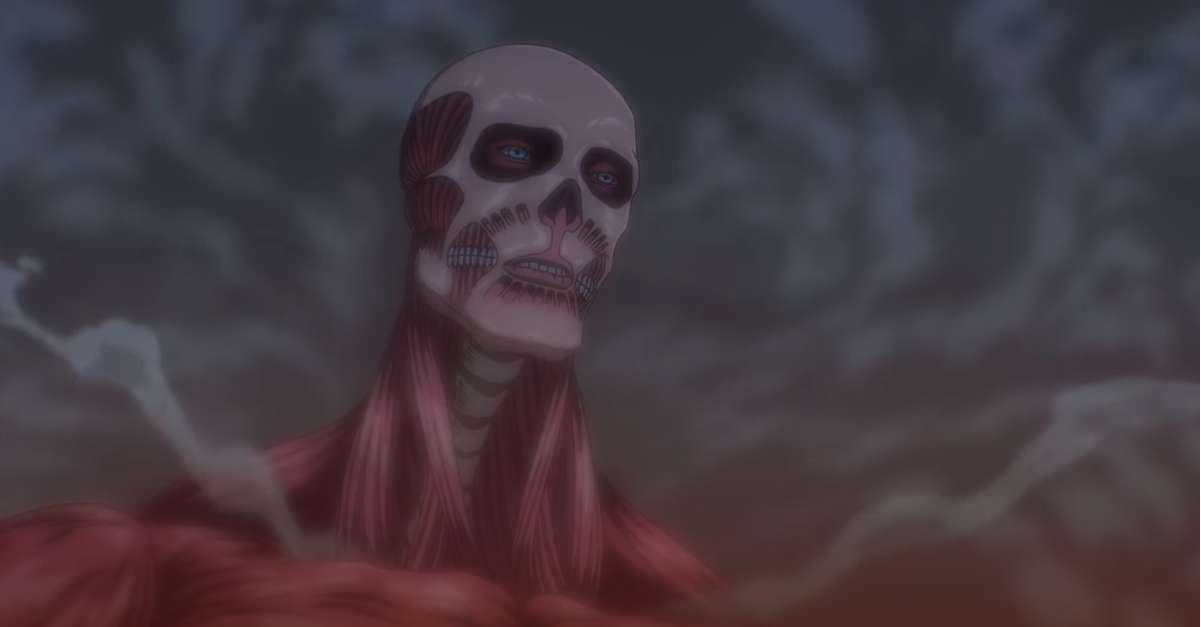 Colossal Titan Armin