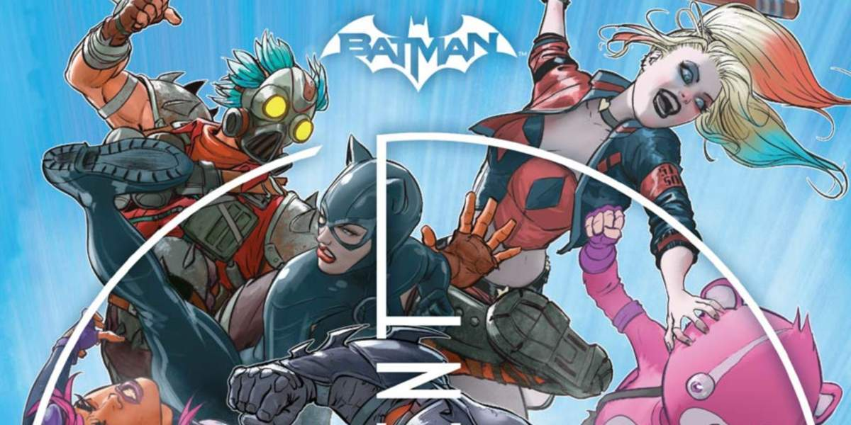 Comic Reviews - Batman Fortnite Zero Point #2