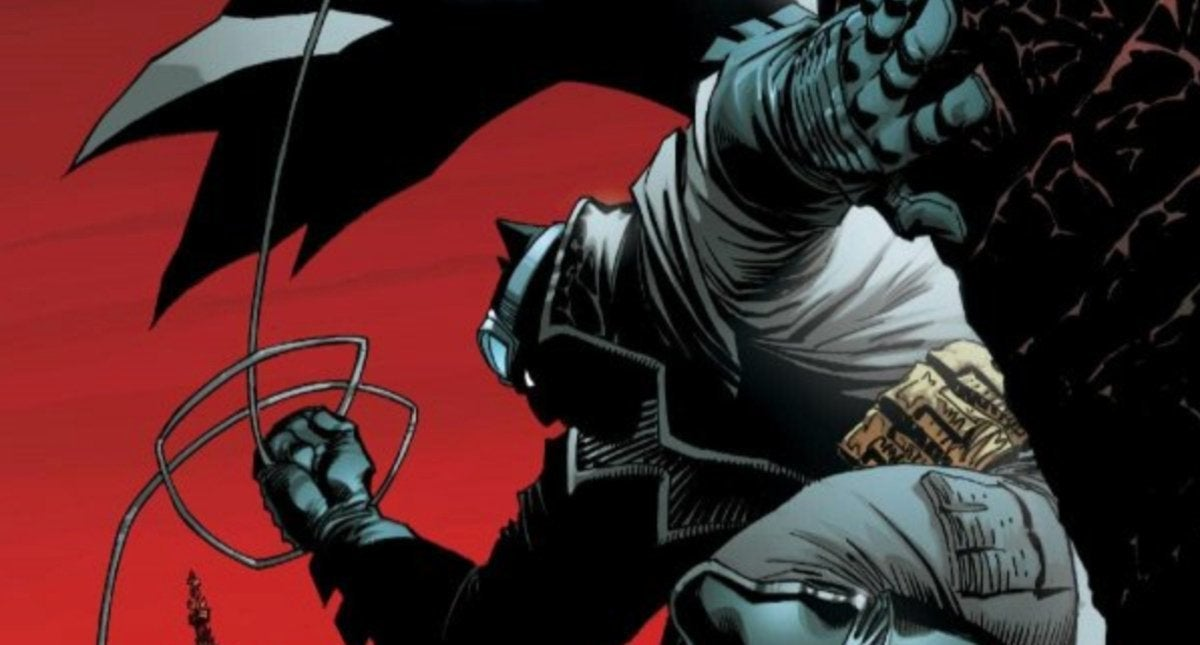 Comic Reviews - Batman The Detective #1