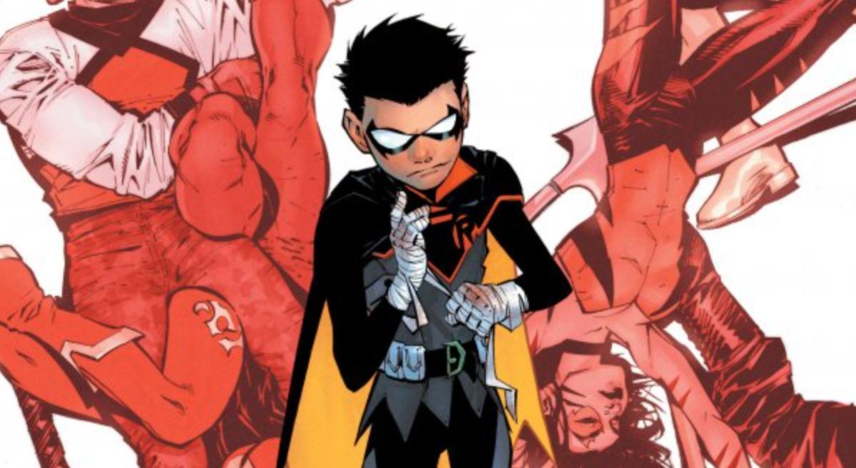 Comic Reviews - Robin #1