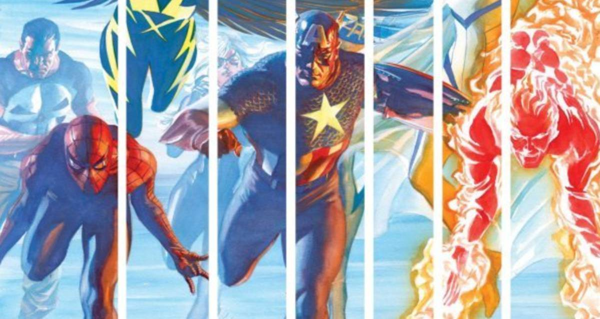Comic Reviews - The Marvels #1