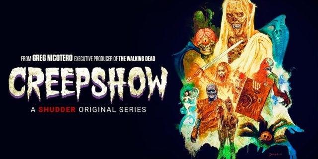creepshow season 2 finale poster header shudder