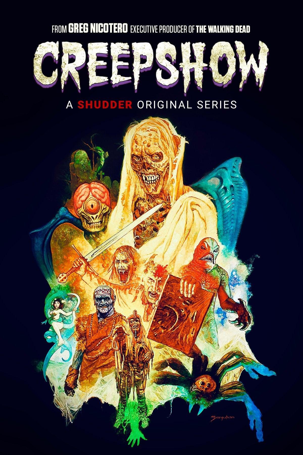 creepshow season 2 finale poster shudder