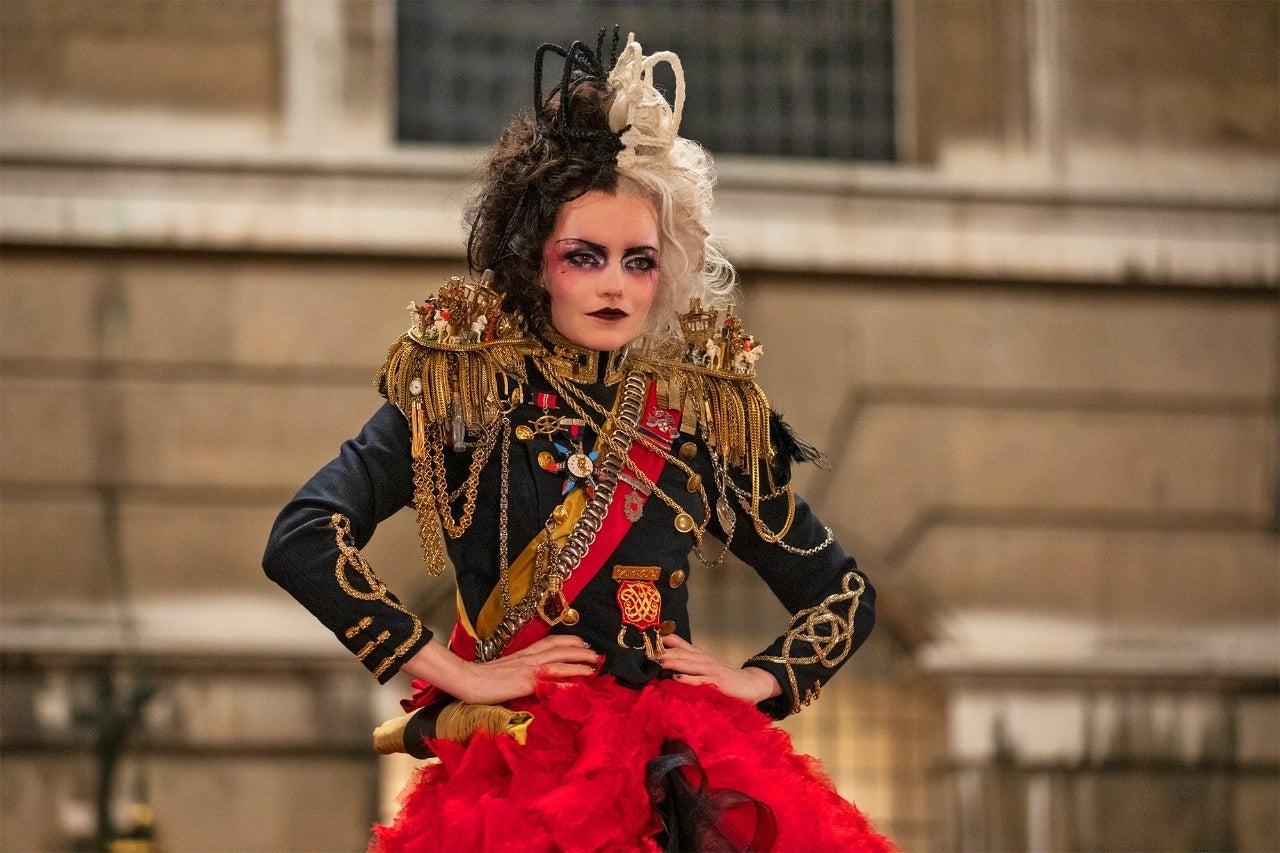 cruella costume disney 2