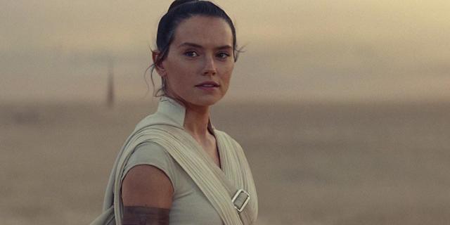 Daisy Ridley Birthday Rey Star Wars