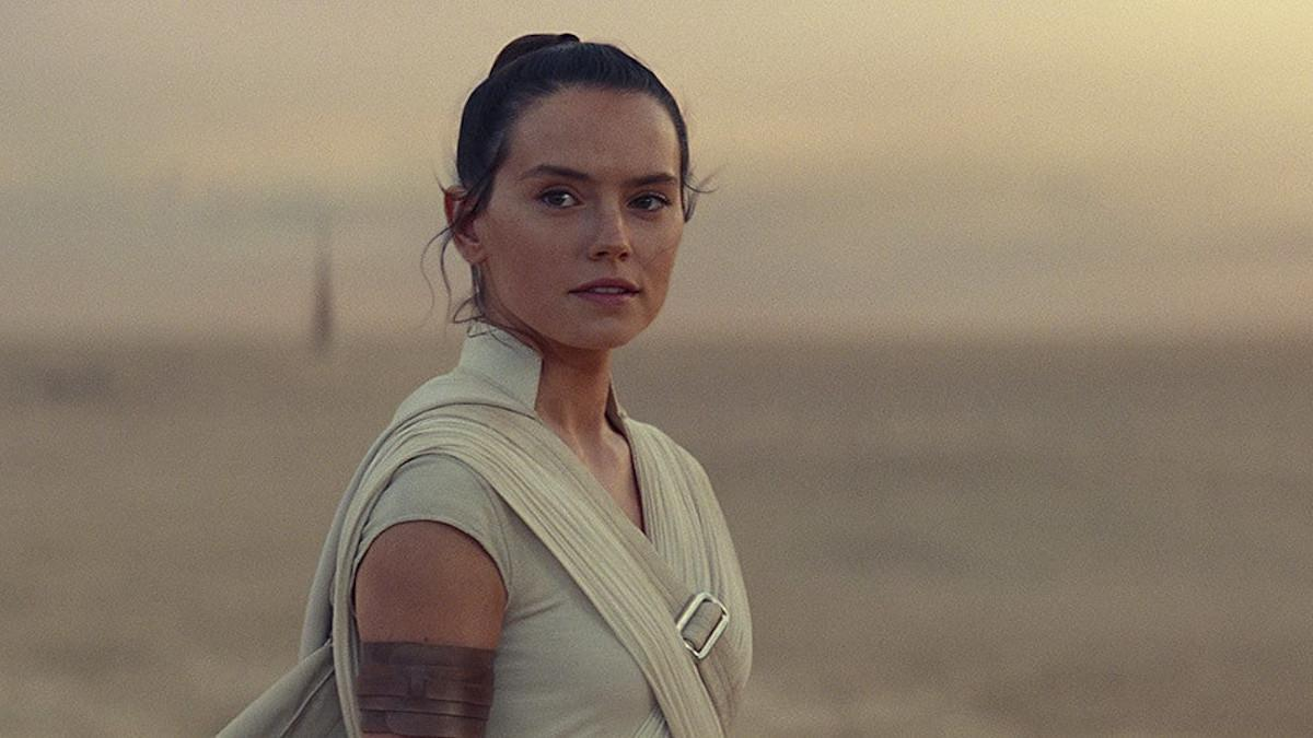 Daisy Ridley Birthday Rey Star Wars