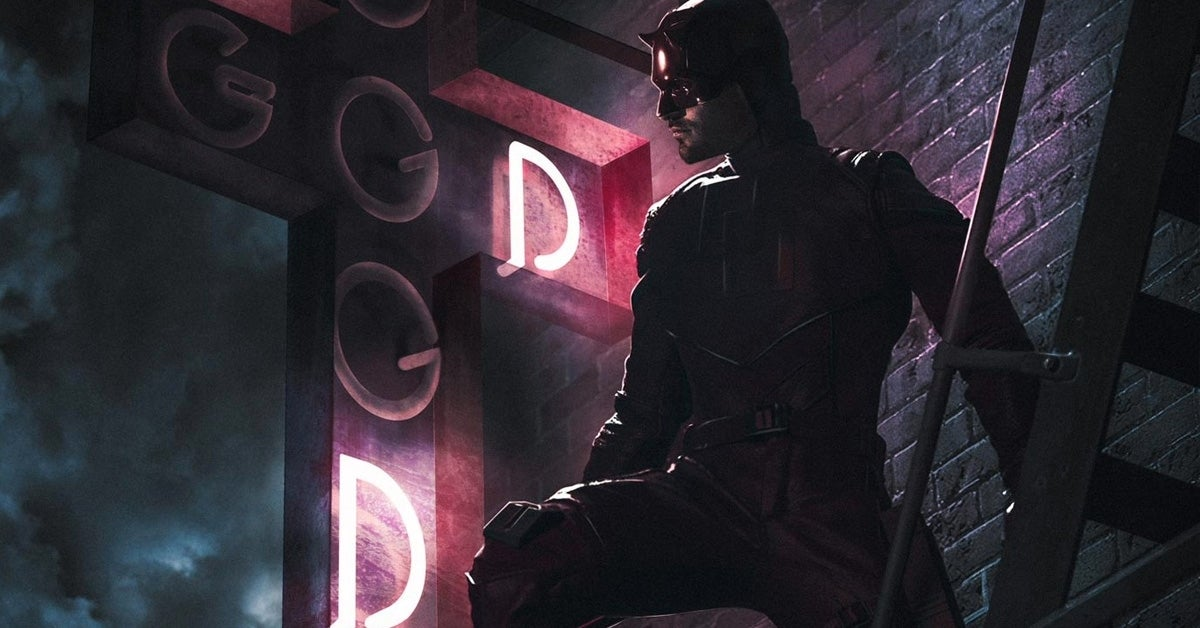 daredevil disney plus teaser