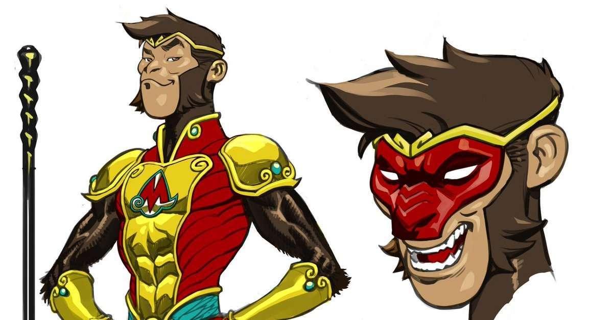 DC Comics Monkey King
