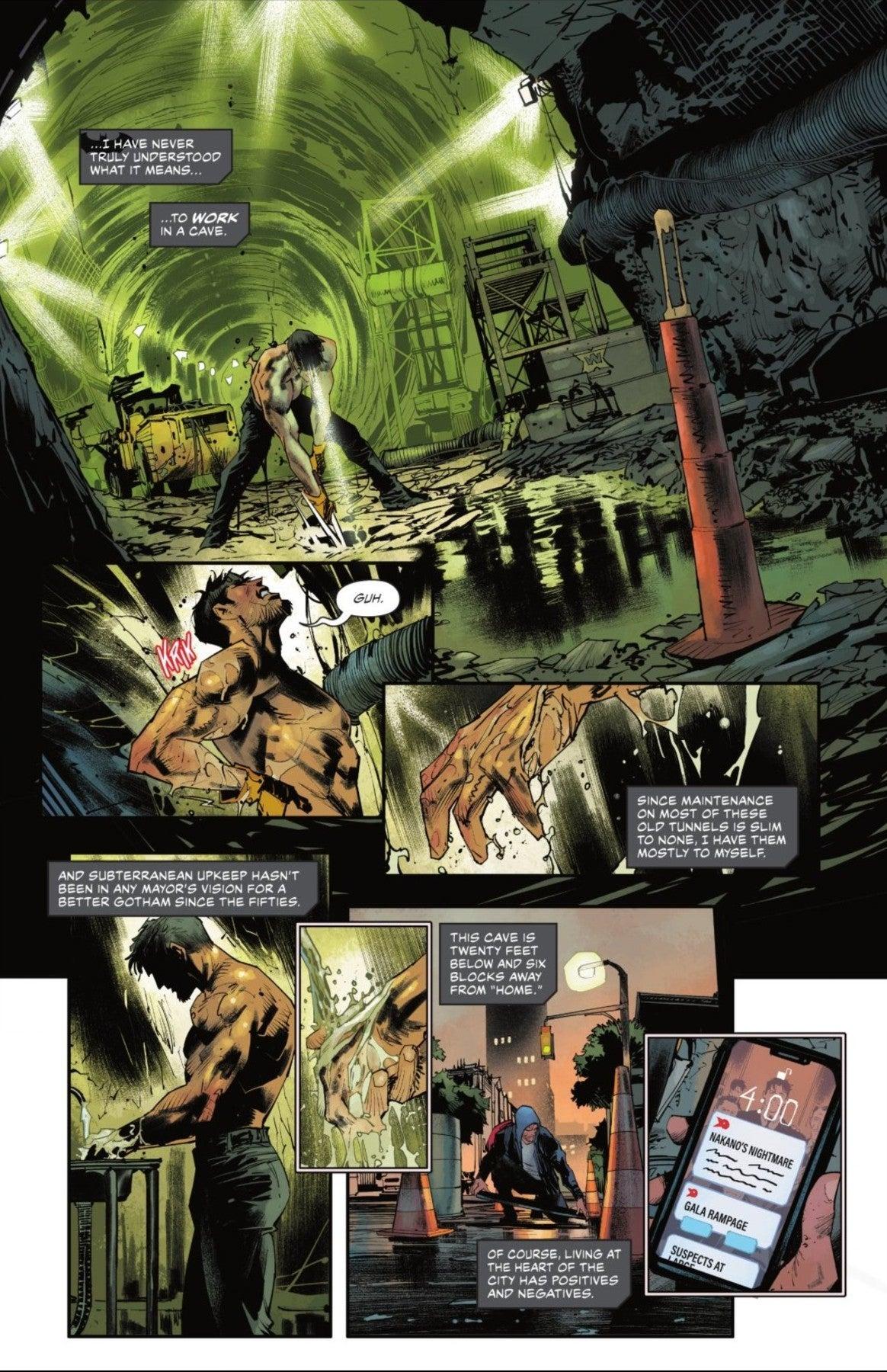 Detective Comics 1034 Spoilers