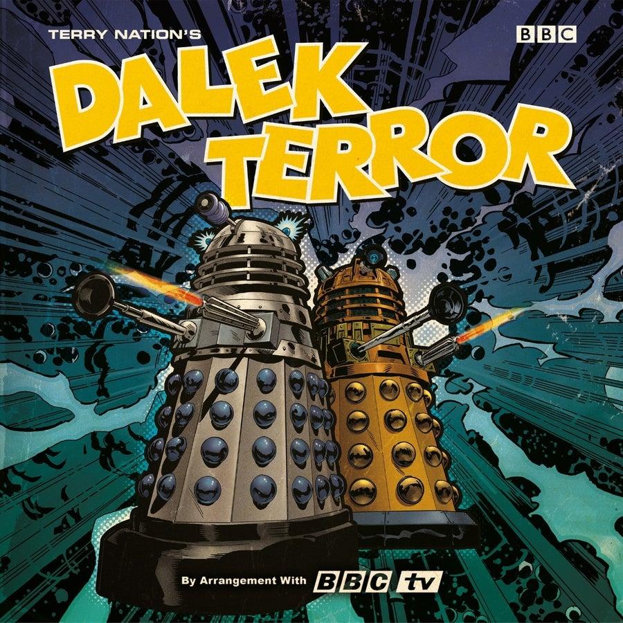 doctor who dalek terror vinyl 1