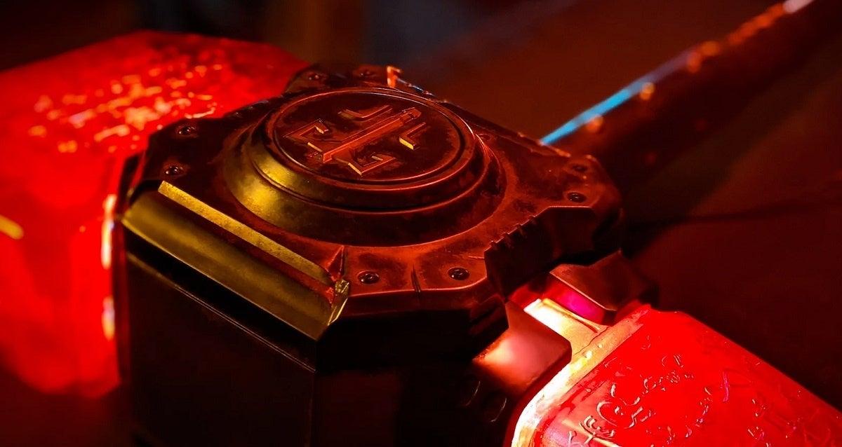 DOOM Eternal Sentinel Hammer