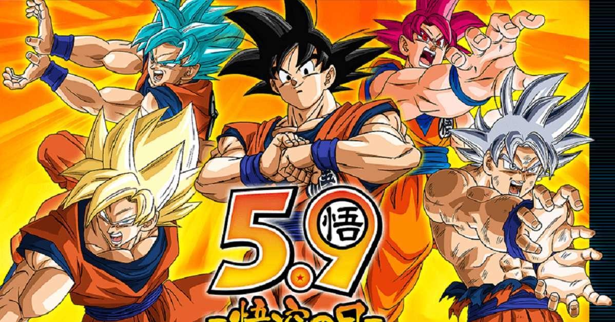 Dragon Ball Goku Day